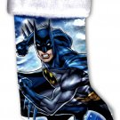 "Captain Marvel - 18"" Full Printed Christmas Stocking with Plush"