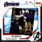 Marvel Avengers - 100 Pieces Jigsaw Puzzle - v1