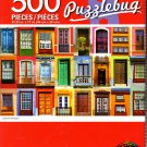 Colorful Windows - 500 Pieces Jigsaw Puzzle