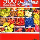 Fresh Sunday Market Fruit - 500 Pieces Jigsaw Puzzle