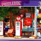 Rt 66 Museum Near Peach Springs - 300 Pieces Jigsaw Puzzle