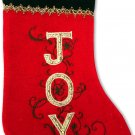 SANTA'S FINEST Christmas Stockings, 19 Inch (Edition #4)