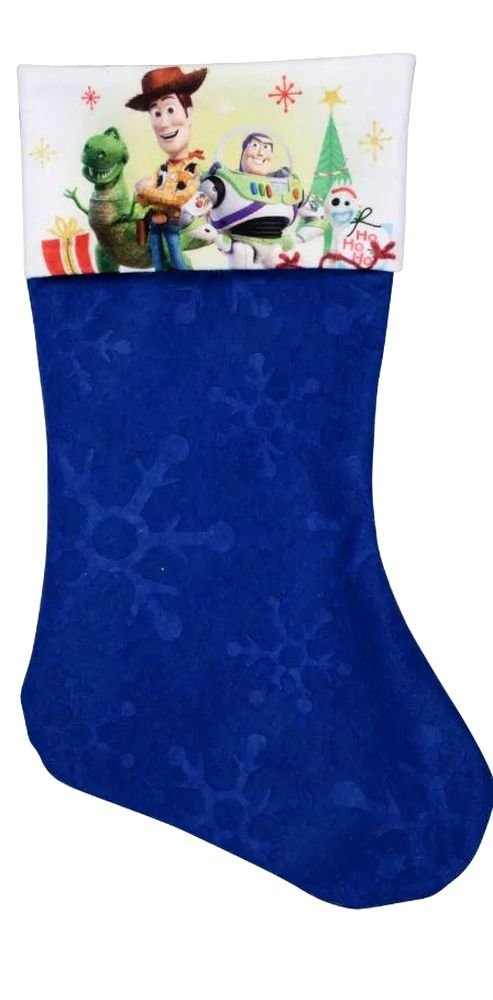 "Disney Toy Story 4 - 18"" Felt Christmas Stockings"