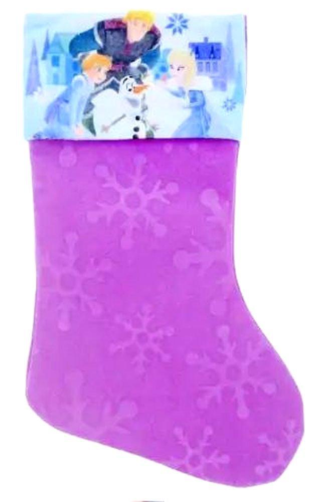 """Disney Frozen - 18"""" Felt Christmas Stockings"""