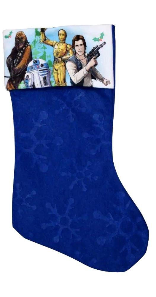 "Star Wars - 18"" Felt Christmas Stockings"