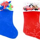"Spider-Man - Cars - 18"" Felt Christmas Stockings - (Set of 2)"