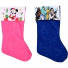 "Minnie Mouse - Star Wars - 18"" Felt Christmas Stockings - (Set of 2)"