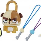 Lock Stars Basic Assortment Brown Dog–Series 1 (Product may vary)