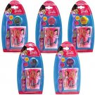 License 3 Pieces Toothbrush Set For Girls