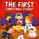 The First Christmas Story - Christmas Pop-Up Board Books