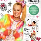 Jojo Siwa Hand Lettering & Doodles Activity & Coloring Book