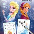 Disney Frozen - Hand Lettering & Doodles Activity & Coloring Book