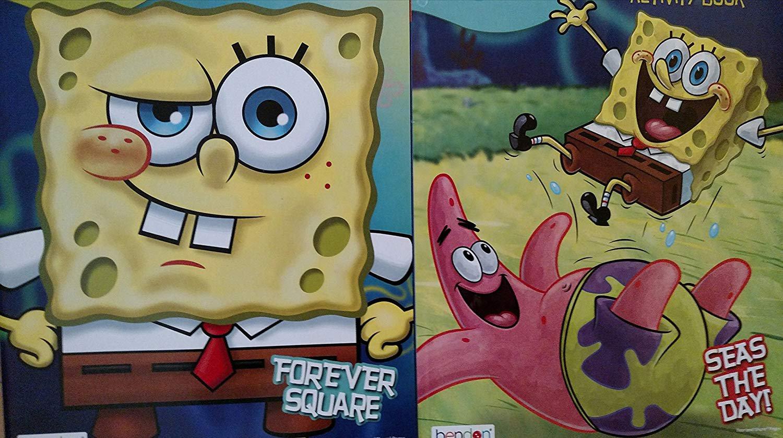 SpongeBob SquarePants Jumbo Coloring & Activity Book (Assorted, Styles & Quantities Vary)
