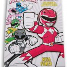 Power Rangers Mega Power Coloring and Activity Book - 64 Pages