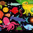 Crayola Fishy Business Learning Puzzle - 24 Pieces Jigsaw Puzzle