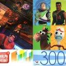 Disney Ralph Breaks the Internet + Toy Story 4 - 300 Piece Jigsaw Puzzle  - p015 (Set of 2)