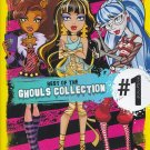 Monster High: Best of the Ghouls Collection #1 (DVD) (dv001)