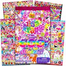 Lisa Frank Sticker Pad - Over 600 Stickers