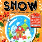 Kappa Books Christmas Edition Holiday Jumbo Coloring and Activity Book ~ Let it Snow