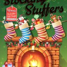 Kappa Books Christmas Edition Holiday Jumbo Coloring and Activity Book ~ Stocking Stuffers