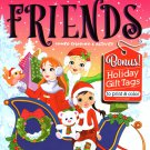 Kappa Books Christmas Edition Holiday Jumbo Coloring and Activity Book ~ Christmas Friends