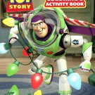 Disney Toy Story - Jumbo Coloring & Activity Book 1