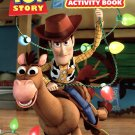 Disney Toy Story - Jumbo Coloring & Activity Book 2