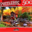 Old Grist Mill, Virginia - 500 Pieces Jigsaw Puzzle