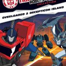 Transformers Robots In Disguise Collection: Overloaded & Decepticon Island (DVD) (dv002)