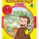 Curious George: Garden Discoveries (DVD) (dv002)