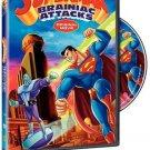 Superman: Brainiac Attacks (DVD) (dv002)