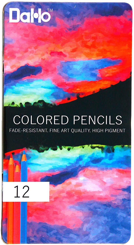 DaHo 12 Premium Colored PencilS (Aurora)