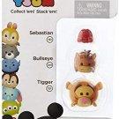 "Disney Tsum Tsum Series 3 Sebastian, Bullseye & Tigger 1"" Minifigure 3-Pack #161, 341 & 151"