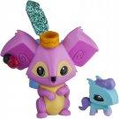 Animal Jam Cool Koala & Pet Pony Mini Figure 2-Pack