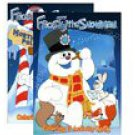 Frosty the Snowman Coloring & Activity Book 2-Pack