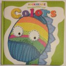 SOCKHEADZ : COLORS Learning Colors Board Book