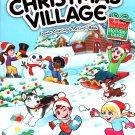 Kappa Books Christmas Edition Holiday Jumbo Coloring and Activity Book ~ Cristmas Village
