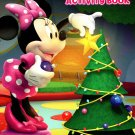Disney Junior Minnie - Christmas Edition Holiday - Jumbo Coloring & Activity Book - Book 1