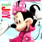 Disney Junior Minnie - Christmas Edition Holiday - Jumbo Coloring & Activity Book - Jingle Jou