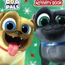 Disney Junior - Jumbo Coloring & Activity Book - Puppy Dog Pals