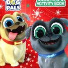 Disney Junior - Jumbo Coloring & Activity Book - Puppy Dog Pals - Book 2