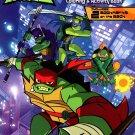 Nickelodeon Rise of the Teenage Mutant Ninja Turtles - Jumbo Coloring & Activity Book
