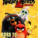The Angry Birds Movie 2 - Born To Be Angry - Jumbo Coloring & Activity Book