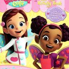 Nickelodeon Butterbean's Cafe - Jumbo Coloring & Activity Book - Kitchen Friends
