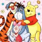 Disney Winnie the Pooh - Big Fun Book to Color - Friends are Fun