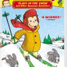 Curious George: Plays in the Snow and Other Awesome Activities! (DVD) (dv 002)