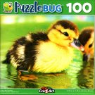 Puzzlebug Cute Little Duckling 100 Piece Jigsaw Puzzle