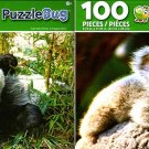 Baby Koala and Cute Giant Panda - 100 Pieces Jigsaw Puzzle (Set of 2)