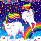 Lisa Frank - Giant Coloring & Activity Book - Together Forever