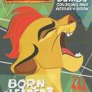 Lion Guard Coloring Book